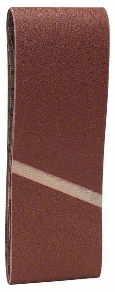 Schleifband-Set Best for Wood, 3-teilig, 75 x 457 mm, 80