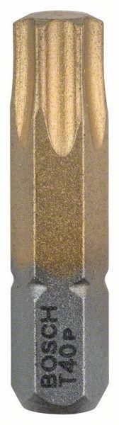 Schrauberbit Max Grip, T40, 25 mm, 3er-Pack