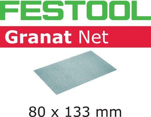 Netzschleifmittel STF 80x133 P400 GR NET/50, 203293#