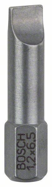 Schrauberbit Extra-Hart, S 1,2 x 6,5, 25 mm, 3er-Pack