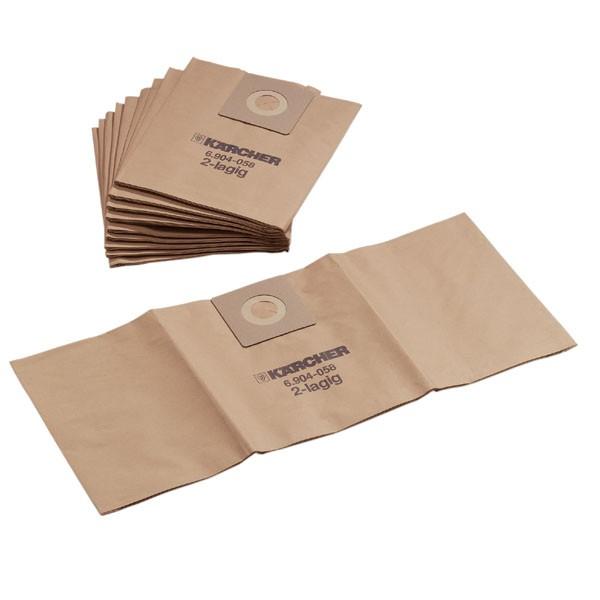 Papierfiltertüten NT 501 NT 551 Eco/Profi/HO/BS