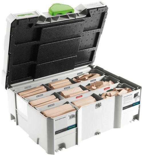 DOMINO XL Buche Sortiment DS/XL D8/D10 306x BU18, 498204