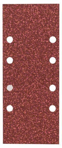 Schleifblatt-Set Expert for Wood, 10-teilig, 8 Löcher, gespannt, 93 x 230 mm, 40