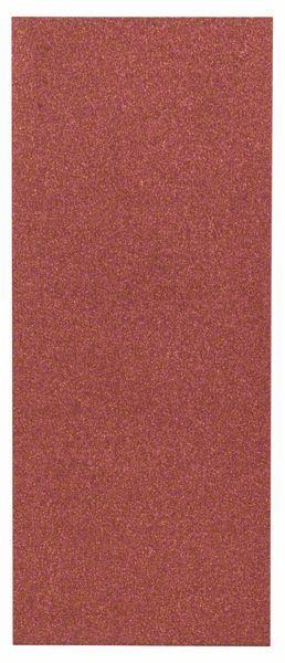 Schleifblatt-Set Expert for Wood, 10-teilig, ungelocht, gespannt, 115x280 mm,120