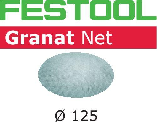 Netzschleifmittel STF D125 P400 GR NET/50 203302#