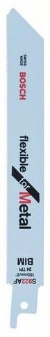 Säbelsägeblatt S 922 AF, Flexible for Metal, 2er-Pack