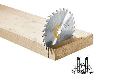 Universal-Sägeblatt HW 160x1,8x20 W28 Wood Universal, 205551