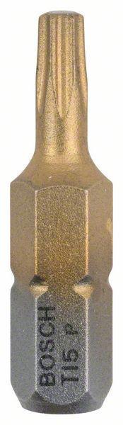 Schrauberbit Max Grip, T15, 25 mm, 3er-Pack