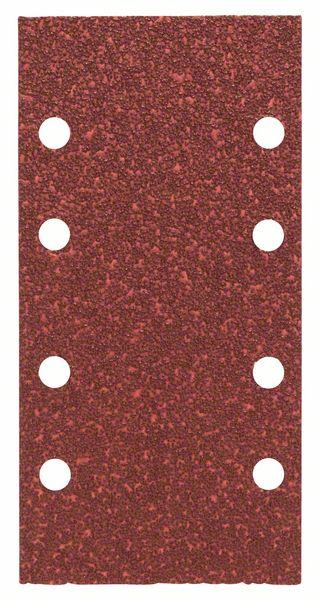 Schleifblatt-Set Expert for Wood, 10-teilig, 8 Löcher, 93 x 186 mm, 40