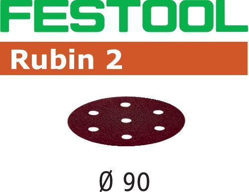 Schleifscheiben STF D90/6 P120 RU2/50, 499081