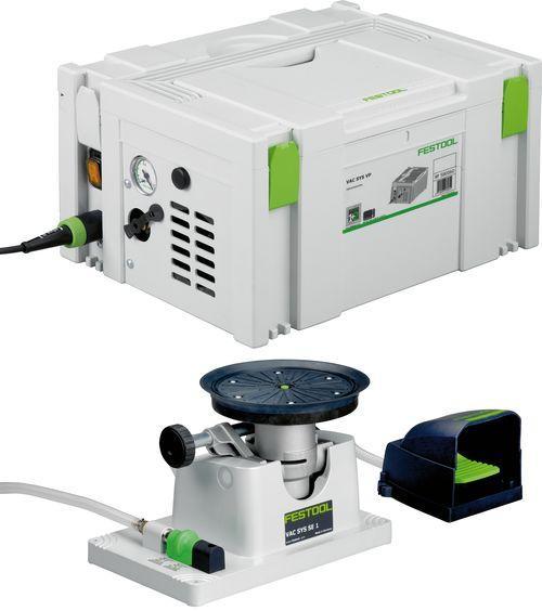 Vakuum-Set VAC SYS Set SE1, 712223