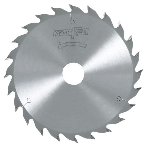 Sägeblatt-HM 185x1,4/2,4x20 mm, Z 24, WZ, 092487