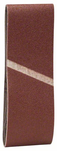 Schleifband-Set Best for Wood, 3-teilig, 65 x 410 mm, 80