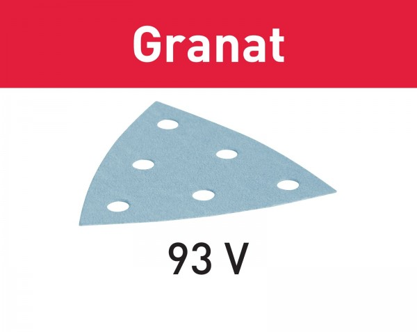 Schleifblätter STF V93/6 P150 GR/100, 497395#