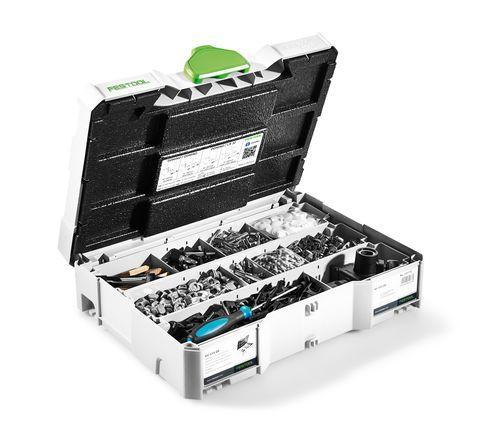 DOMINO Verbinder Sortiment KV-SYS D8, 203170