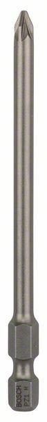 Schrauberbit Extra-Hart, PZ 1, 89 mm, 3er-Pack