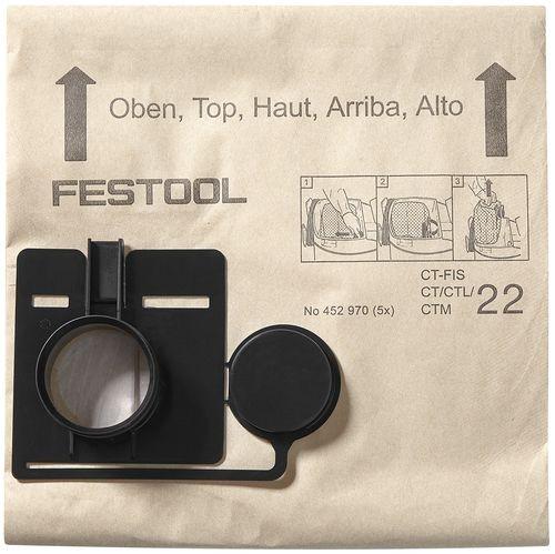 Filtersack FIS-CT 11/22 / 5x, 452970
