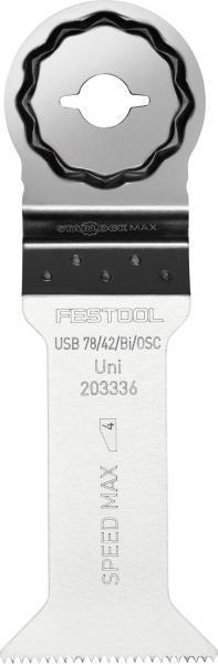 Universal-Sägeblatt USB 78/42/Bi/OSC/5, 203336