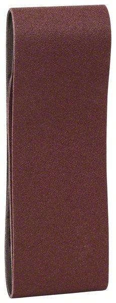 Schleifband-Set Best for Wood, 3-teilig, 75 x 480 mm, 80