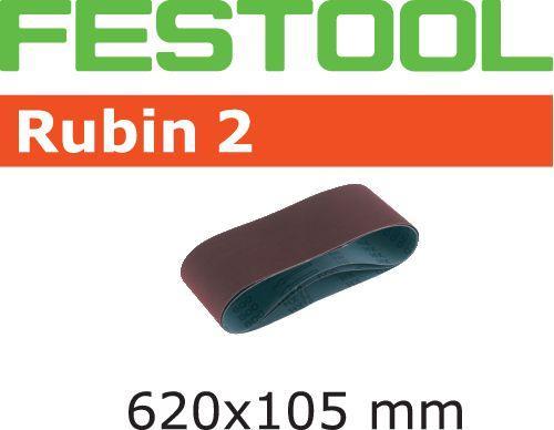 Schleifband L620X105-P100 RU2/10, 499152