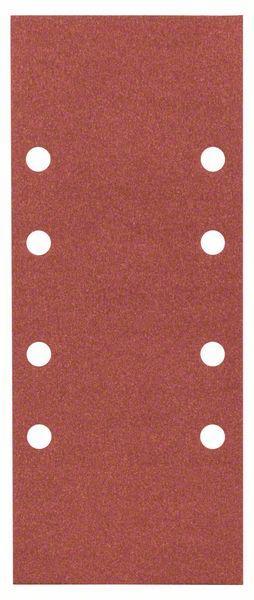 Schleifblatt-Set Expert for Wood, 10-teilig, 8 Löcher, gespannt, 93 x 230 mm,180