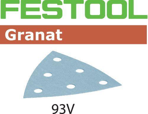 Schleifblätter STF V93/6 P80 GR/50, 497392