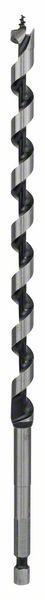 Holzschlangenbohrer, Sechskant 10 x 160 x 235 mm, d 6,35 mm