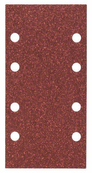 Schleifblatt-Set Expert for Wood, 10-teilig, 8 Löcher, 93 x 186 mm, 60