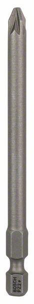 Schrauberbit Extra-Hart, PZ 2, 89 mm, 3er-Pack