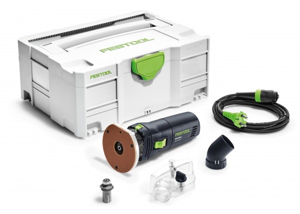 Kantenfräse OFK 500 Q-Plus R2 im Systainer SYS 2 TL, 574357