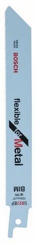 Säbelsägeblatt S 922 EF, Flexible for Metal, 2er-Pack